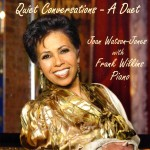 Joan Watson-Jones with Frank Wilkins Piano