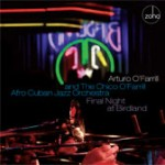 Arturo O'Farrill and The Chico O'Farrill Afro-Cuban Jazz Orchestra