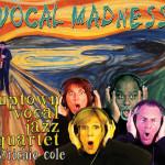 UPTOWN VOCAL JAZZ QUARTET with RICHIE COLE