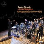 Pedro Giraudo and the WDR Big Band